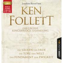 Ken Follett - Die große Kingsbridge-Sammlung