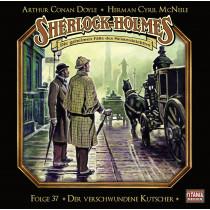 Sherlock Holmes (Titania) - Folge 37: Der verschwundene Kutscher