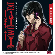 Death Note - Folge 10: Karma-Polizei