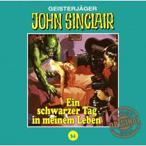John Sinclair Tonstudio Braun - Folge 34: Ein schwarzer Tag in meinem Leben