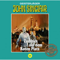 John Sinclair Tonstudio Braun - Folge 68: Zombies auf dem Roten Platz