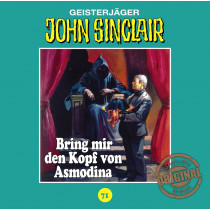 John Sinclair Tonstudio Braun - Folge 71: Bring mir den Kopf von Asmodina