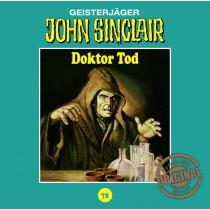 John Sinclair Tonstudio Braun - Folge 72: Doktor Tod