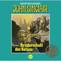 John Sinclair Tonstudio Braun - Folge 73: Bruderschaft des Satans