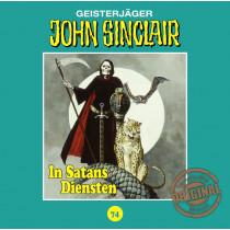 John Sinclair Tonstudio Braun - Folge 74: In Satans Diensten