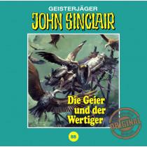 John Sinclair Tonstudio Braun - Folge 88: Die Geier und der Wertiger