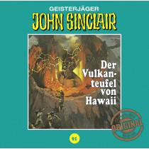 John Sinclair Tonstudio Braun - Folge 91: Der Vulkanteufel von Hawaii