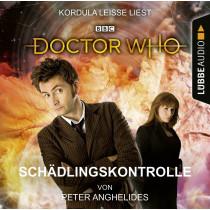 Doctor Who - Schädlingskontrolle