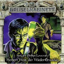 Gruselkabinett - Folge 150: Herbert West, der Wieder-Erwecker