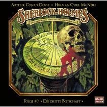 Sherlock Holmes (Titania) - 40: Die dritte Botschaft