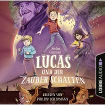 Stefan Gemmel - Lucas und der Zauberschatten
