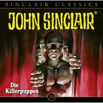 John Sinclair Classics - Folge 39: Die Killerpuppen