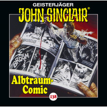 John Sinclair - Folge 138: Albtraum-Comic