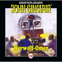 John Sinclair - Folge 139: Werwolf-Omen