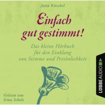 Jutta Ritschel - Einfach gut gestimmt!
