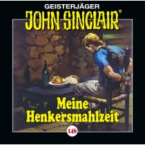 John Sinclair - Folge 146: Meine Henkersmahlzeit