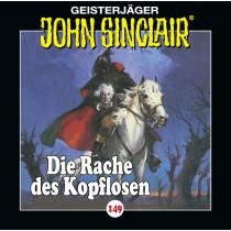 John Sinclair - Folge 149: Die Rache des Kopflosen