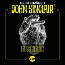 John Sinclair - Folge 150: Eisherz