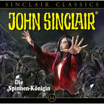 John Sinclair Classics - Folge 44: Die Spinnen-Königin
