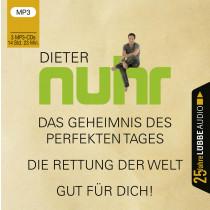 Dieter Nuhr - Das Geheimnis des perfekten Tages / Die Rettung der Welt / Gut für dich!