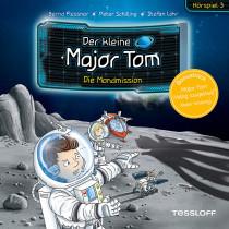 Der kleine Major Tom - Folge 03: Die Mondmission