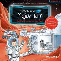 Der kleine Major Tom - Folge 05: Gefährliche Reise zum Mars