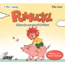 Pumuckl Abenteurgeschichten - Gelesen von Stefan Kaminski