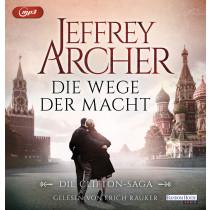 Jeffrey Archer - Die Wege der Macht - Die Clifton-Saga 5