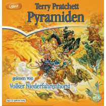 Terry Pratchett - Pyramiden