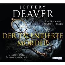 Jeffery Deaver - Der talentierte Mörder: Ein Lincoln-Rhyme-Thriller
