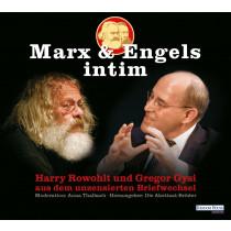 Marx & Engels intim: Live-Mitschnitt mit Harry Rowohlt, Dr. Gregor Gysi, Anna Thalbach