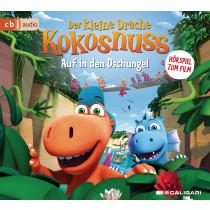 Der kleine Drache Kokosnuss – Auf in den Dschungel (Hörspiel zum Kinofilm)