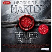 George R.R. Martin - Feuer und Blut - Erstes Buch: Aufstieg und Fall des Hauses Targaryen von Westeros