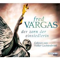 Fred Vargas - Der Zorn der Einsiedlerin: Kriminalroman