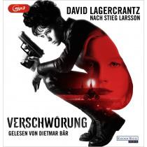 David Lagercrantz - Verschwörung: Millennium 4
