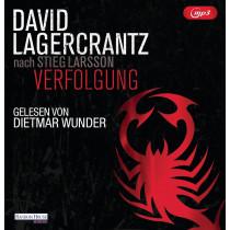 David Lagercrantz - Verfolgung: Millennium (5)
