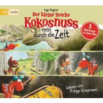 Der kleine Drache Kokosnuss reist durch die Zeit - Drei spannende Abenteuer in einer Box