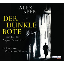 Alex Beer - Der dunkle Bote: Ein Fall für August Emmerich