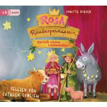 Rosa Räuberprinzessin – Tierisch schöne Weihnachten!