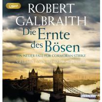 Robert Galbraith - Die Ernte des Bösen: Die Cormoran-Strike-Reihe (3)