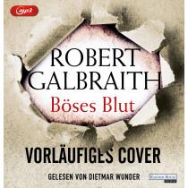 Robert Galbraith - Böses Blut: Ein Fall für Cormoran Strike (5) Hörbuch