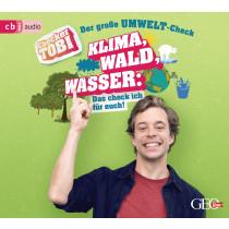 Checker Tobi - Der große Umwelt-Check: Wald, Klima, Wasser – Das check ich für euch!