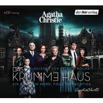 Agatha Christie - Crooked House: Ein Haus. Ein Mord. Viele Verdächtige.