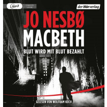 Jo Nesbø - Macbeth: Thriller