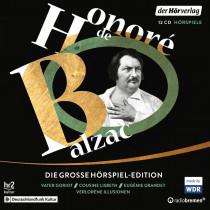 Honoré de Balzac - Die große Hörspiel-Edition