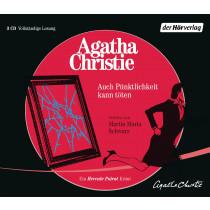 Agatha Christie - Auch Pünktlichkeit kann töten: Ein Hercule-Poirot-Krimi