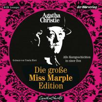 Agatha Christie - Die große Miss-Marple-Edition: Alle Kurzgeschichten in einer Box