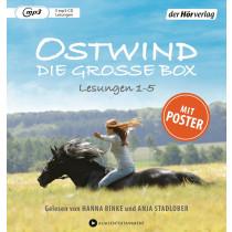 Ostwind. Die große Box: Die Lesungen 1-5
