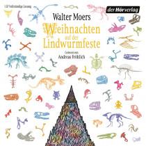 Walter Moers - Weihnachten auf der Lindwurmfeste (Vinyl LP Ausgabe)