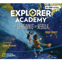 Trudi Trueit - Explorer Academy 1: Das Geheimnis um Nebula